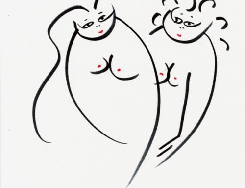 Lindsay Kemp e Claudio Barontini. Disegni e fotografie – da venerdì 26 ottobre – La Spezia
