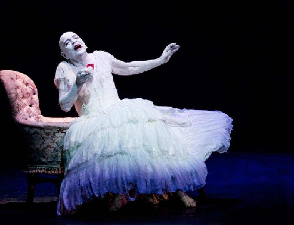 Lindsay Kemp in KEMP DANCES – Teatro Puccini 22 settembre 2017