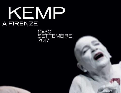 Kemp a Firenze 19/30 settembre 2017