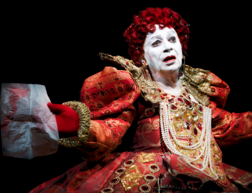 To mark Lindsay Kemp's 80th birthday, Lindsay, and the director of this never-before-released feature film Nendie Pinto-Duschinsky, invite you to view his legendary production of 'Elizabeth I: The Last Dance'