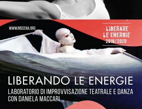 Daniela Maccari a L'Aquila il 28 Dicembre