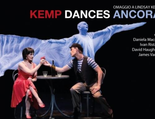 CORINALDO 28 FEBBRAIO 2020 KEMP DANCES ANCORA teatro goldoni