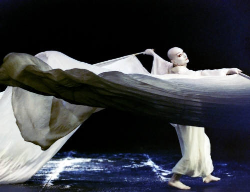 """LINDSAY DANCES"" SABato 2 MAGGIO – 22.40 – RAI5 – Il Teatro e la Vita secondo Lindsay Kemp"